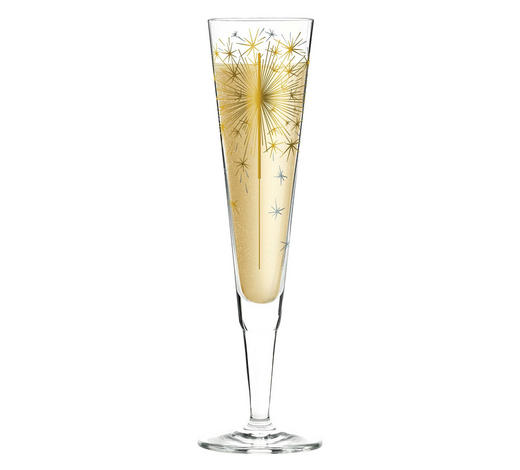 CHAMPAGNERGLAS - Klar, LIFESTYLE, Glas (0,2l) - Ritzenhoff