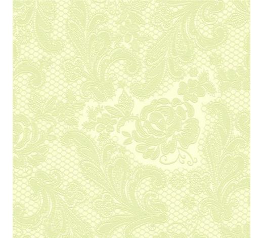 SERVIETTE - Creme, Basics, Papier (33/33cm)