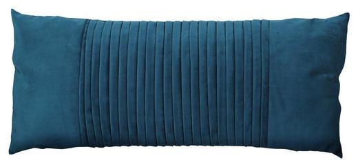 ZIERKISSEN - Petrol, Trend, Textil (80/40cm) - Carryhome