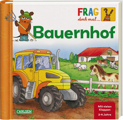 BILDERBUCH - Multicolor, Basics, Karton (21/19,8/2cm) - Carlsen