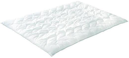DUO-DECKE  135/200 cm - Weiß, Basics, Textil (135/200cm) - DIAMONA
