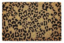 FUßMATTE 40/60 cm Schwarz, Goldfarben  - Goldfarben/Schwarz, Trend, Kunststoff/Textil (40/60cm) - Esposa