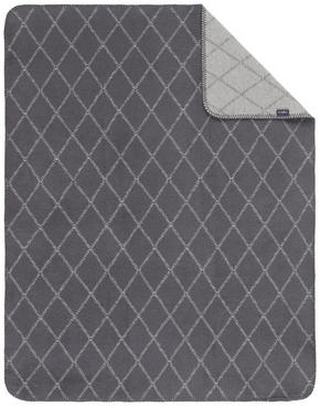 MYSFILT - mörkgrå/ljusgrå, Basics, textil (75/100cm) - My Baby Lou