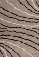 TKANI TEPIH - bež, Moderno, tekstil (160/230cm)