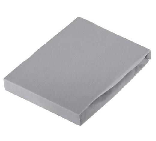 SPANNLEINTUCH 100/200 cm - Graphitfarben, Basics, Textil (100/200cm) - Novel