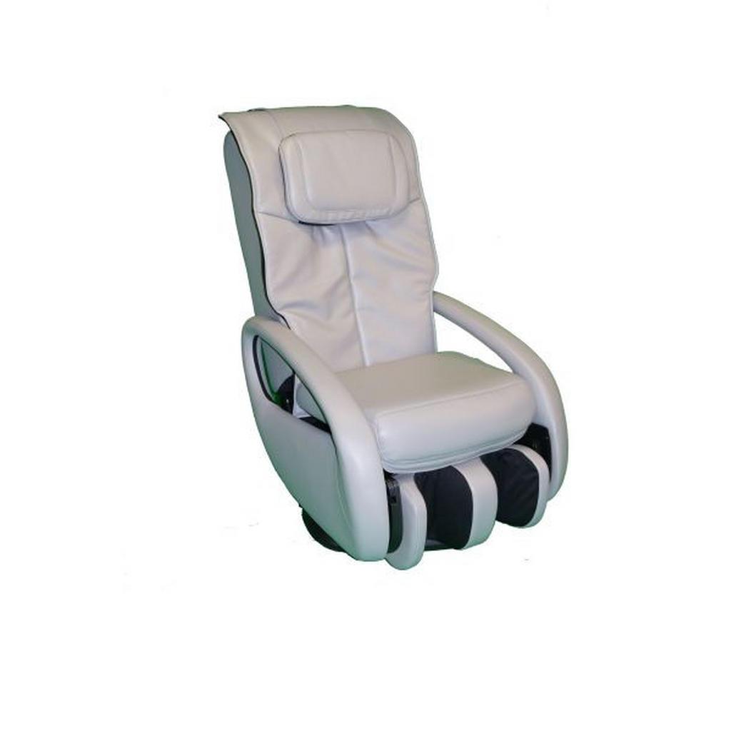 Cantus MASSAGESESSEL Lederlook Grau | Wohnzimmer > Sessel > Massagesessel | Textil | Cantus