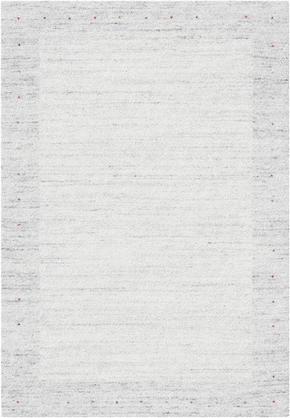 VÄVD MATTA - grå, Klassisk, textil (60/115cm) - Novel