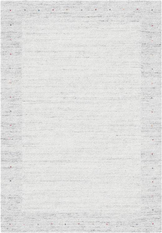VÄVD MATTA - grå, Klassisk, textil (120/170cm) - Novel