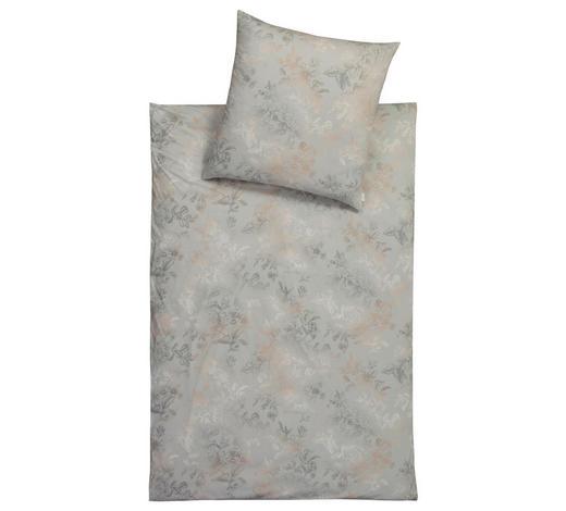 BETTWÄSCHE Interlock-Jersey Beige 135/200 cm  - Beige, Basics, Textil (135/200cm) - Estella