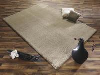 WEBTEPPICH  65/130 cm  Beige - Beige, Textil (65/130cm) - Novel