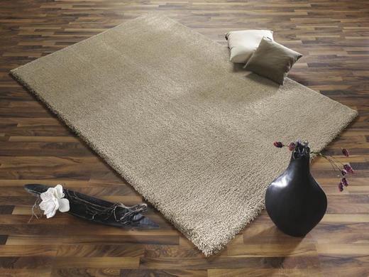 WEBTEPPICH  120/170 cm  Beige - Beige, Textil (120/170cm) - Novel