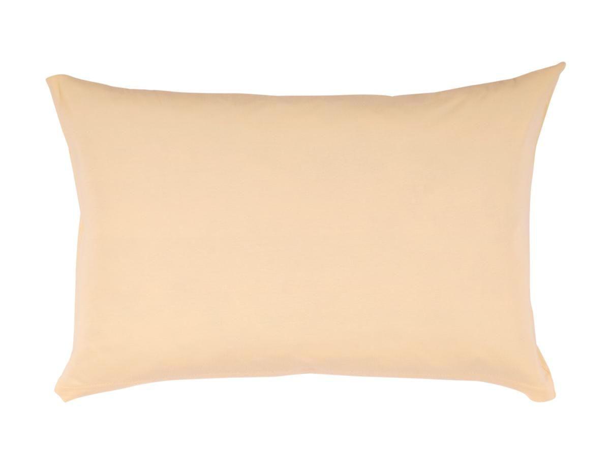 KISSENHÜLLE Gelb 40/60 cm - Gelb, Basics, Textil (40/60cm) - SCHLAFGUT