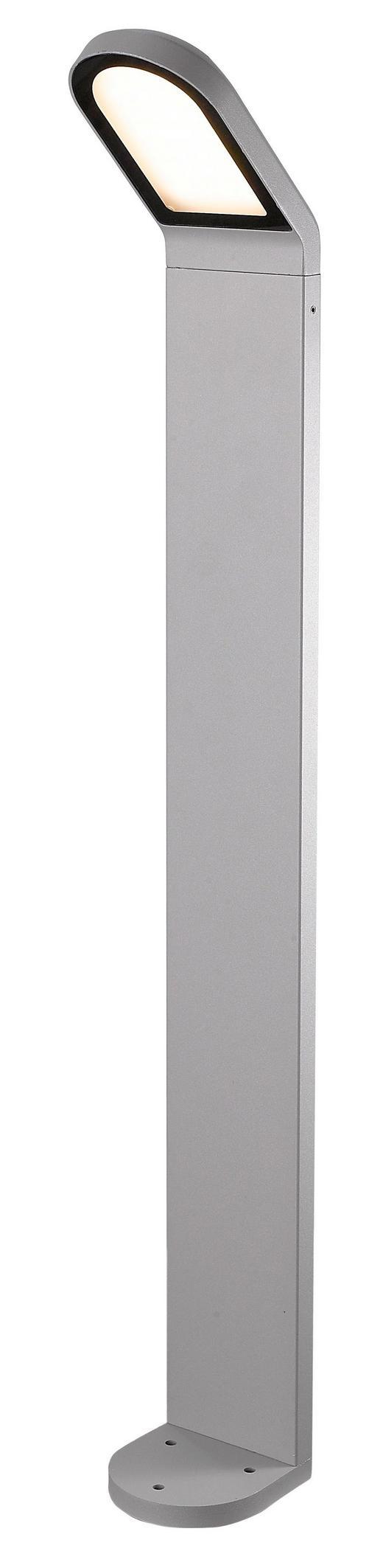 WEGELEUCHTE - Grau, Design, Metall (90/10,4/15,5cm)