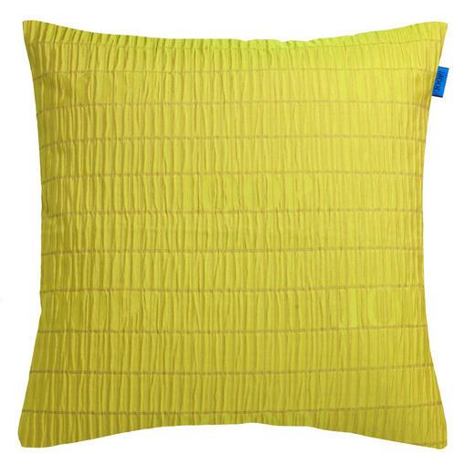 Kissenhülle 50 x 50 Gelb 50/50 cm - Gelb, Textil (50/50cm) - JOOP!