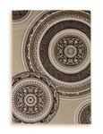 Webteppich Danilo 80x150 cm - Beige, Textil (80/150cm) - Ombra