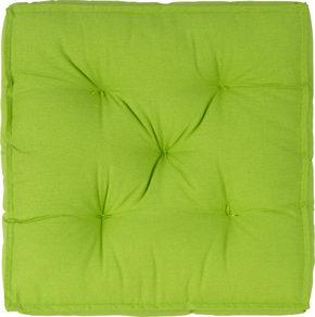 SITTDYNA - grön, Basics, textil (40/40/10cm) - Boxxx