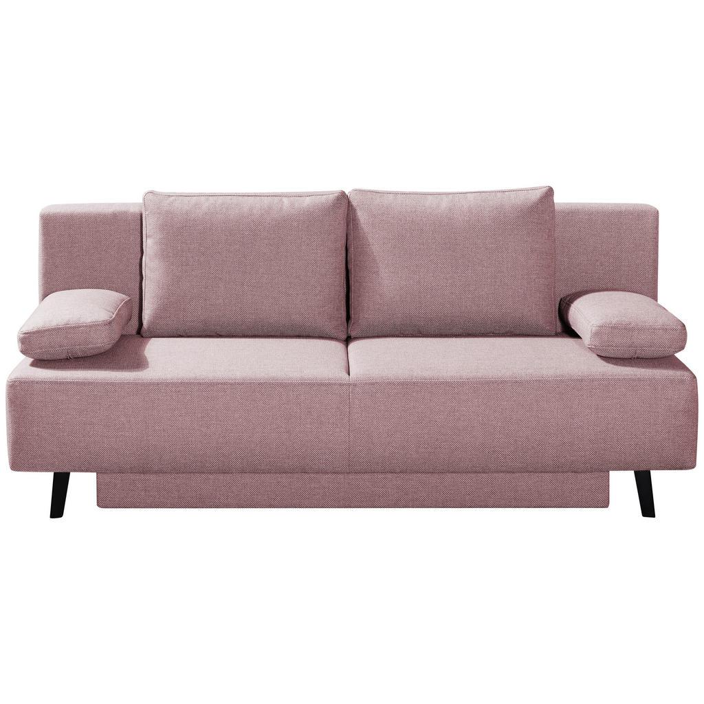Livetastic Schlafsofa rosa