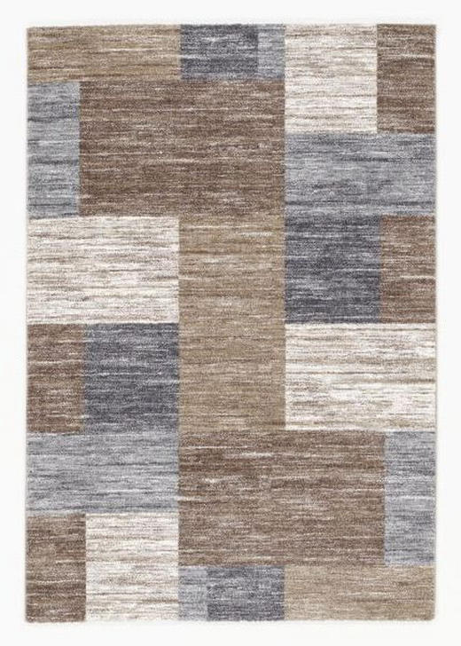 WEBTEPPICH  240/340 cm  Beige, Braun - Beige/Braun, Textil (240/340cm) - Novel