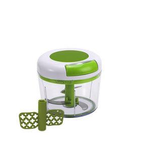 MINIHACKARE - vit/grön, Basics, metall/plast (13,3/11,8cm) - Homeware Profession.