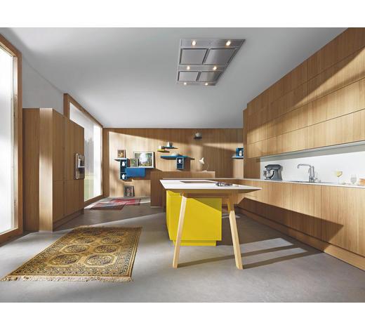 EINBAUKÜCHE  - Design, Holz - Next 125