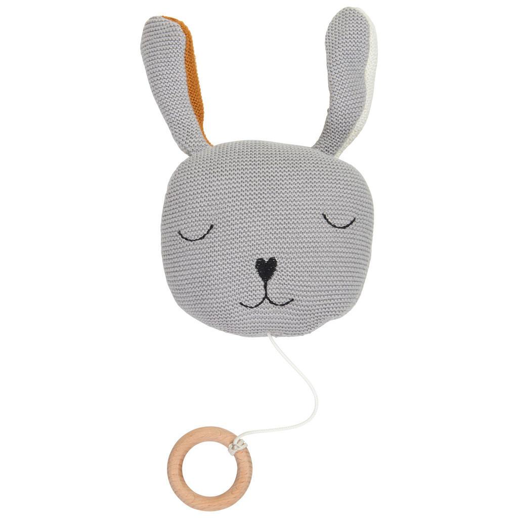 Image of Avelia Spieluhr , Paul Musical Toy , Silberfarben , Textil , 13 cm , Struktur , Geräuscheffekte,Geräuscheffekte,Geräuscheffekte , 003969001002