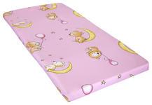 Kindermatratze Chloe 120x60cm - Altrosa, KONVENTIONELL, Textil (120/60/5cm) - Primatex