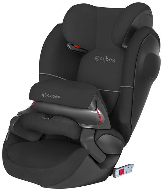 Kinderautositz Pallas M-Fix SL - Schwarz, Basics, Kunststoff/Textil (42/54/65cm) - Cybex