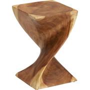TABURET, přírodní barvy - přírodní barvy, Trend, dřevo (30/45/30cm) - Ambia Home