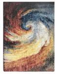WEBTEPPICH  80/150 cm  Blau, Gelb, Rot, Schwarz, Weiß - Blau/Gelb, Basics, Textil (80/150cm) - Novel