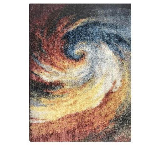 WEBTEPPICH  120/170 cm  Blau, Gelb, Rot, Schwarz, Weiß   - Blau/Gelb, Basics, Textil (120/170cm) - Novel