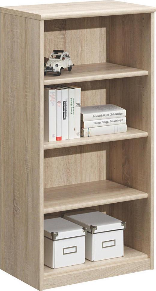 REGAL Eichefarben - Eichefarben, Design, Holzwerkstoff (55/110/36cm) - CS SCHMAL