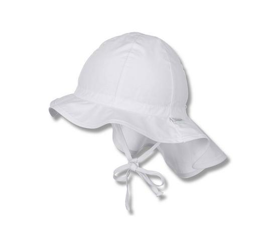 MÜTZE - Weiß, Basics, Textil (49null) - Sterntaler