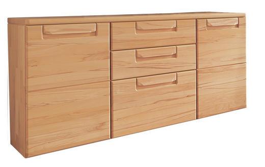 SIDEBOARD Erle massiv Erlefarben - Erlefarben, KONVENTIONELL, Holz (150/75/42cm) - ESCANDO NATÜRLICH WO