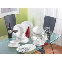 DESSERTSCHALE Keramik Bone China  - Weiß, Basics, Keramik (13cm) - Villeroy & Boch