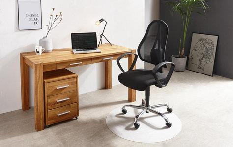Schreibtisch In Holz 140 76 70 Cm Online Kaufen Xxxlutz