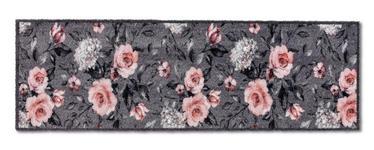 LÄUFER - Rosa/Weiß, Trend, Textil (50/150cm) - Esposa