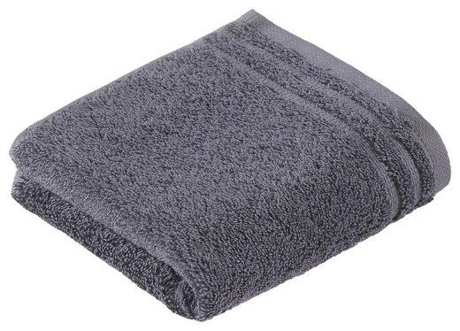 GÄSTETUCH Grau 30/50 cm - Grau, Basics, Textil (30/50cm) - Vossen