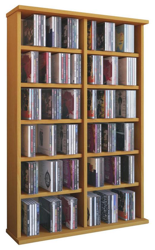 CD-REGAL Buchefarben - Buchefarben, KONVENTIONELL, Holzwerkstoff (60/91,5/18cm)