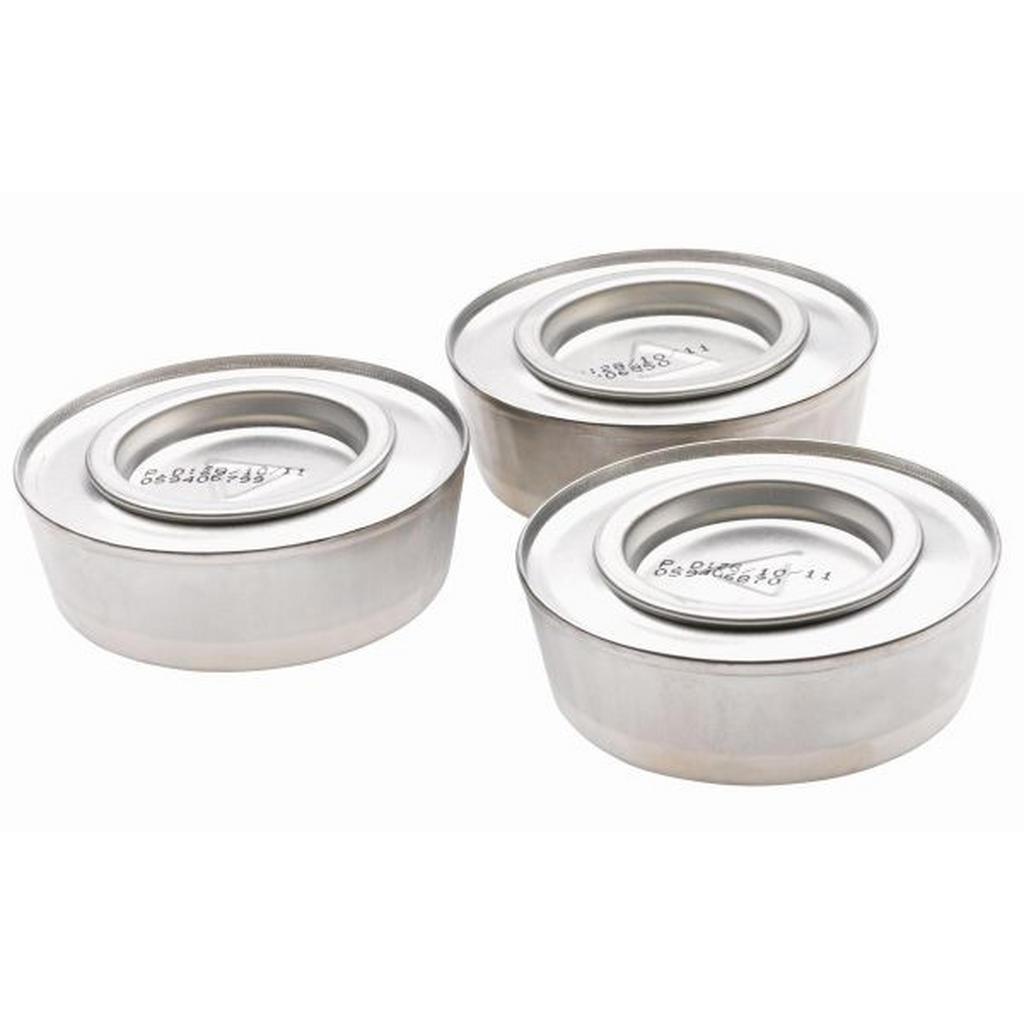 Brennpasten Set 3-Teilig
