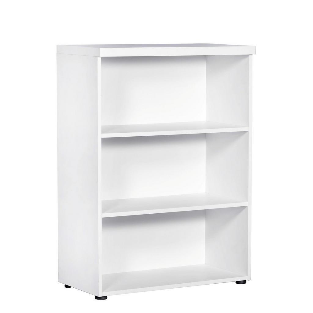 XXXL AKTENREGAL Weiß   Büro > Büroregale > Standregale   Holzwerkstoff   XXXL Shop