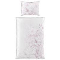 BETTWÄSCHE 140/200 cm - Violett, Natur, Textil (140/200cm) - Esposa