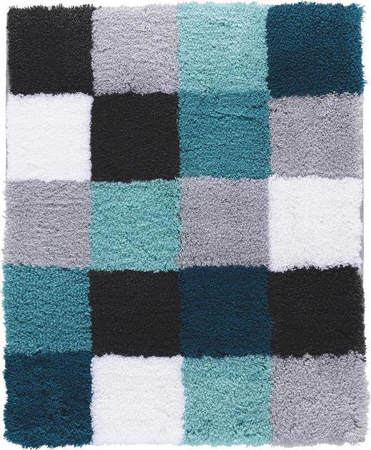 BADTEPPICH  Multicolor  55/65 cm - Multicolor, Basics, Kunststoff/Textil (55/65cm) - Kleine Wolke