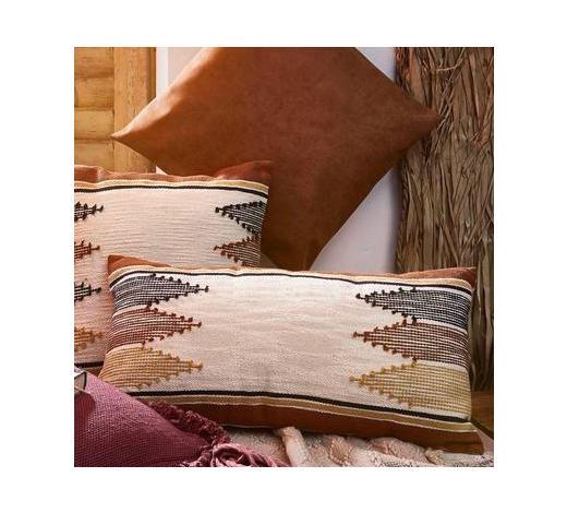 ZIERKISSEN 60/30 cm  - Braun, Natur, Textil (60/30cm)