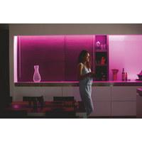 HUE LED-STRIP PLUS BASIS  20,5 W - Weiß, Design, Kunststoff (0,3/1,1/200cm) - Philips