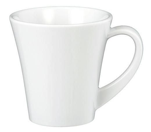 CAPPUCCINOTASSE - Weiß, Basics, Keramik (0,25l) - Seltmann Weiden