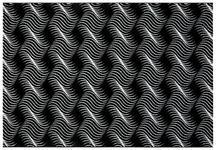 Webteppich Sandor - Schwarz, MODERN, Textil (80/150cm) - Ombra