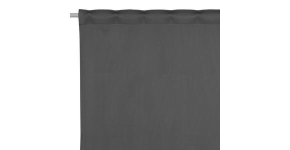 FERTIGVORHANG Verdunkelung  - Anthrazit, Basics, Textil (140/300cm) - Esposa