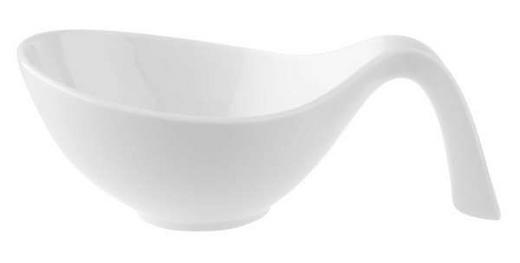 SCHÜSSEL Fine China - Weiß, Basics (0,60l) - VILLEROY & BOCH