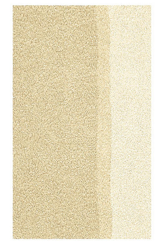 Badteppich 70 x 120  Naturfarben  70/120 cm - Naturfarben, Basics, Kunststoff/Textil (70/120cm) - Kleine Wolke