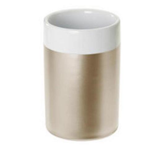 KUPAONSKA ČAŠA - boje zlata, Basics, keramika (6,5/10cm) - Celina